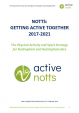 Getting Active Together Strategy 2017 FINAL for Consultation