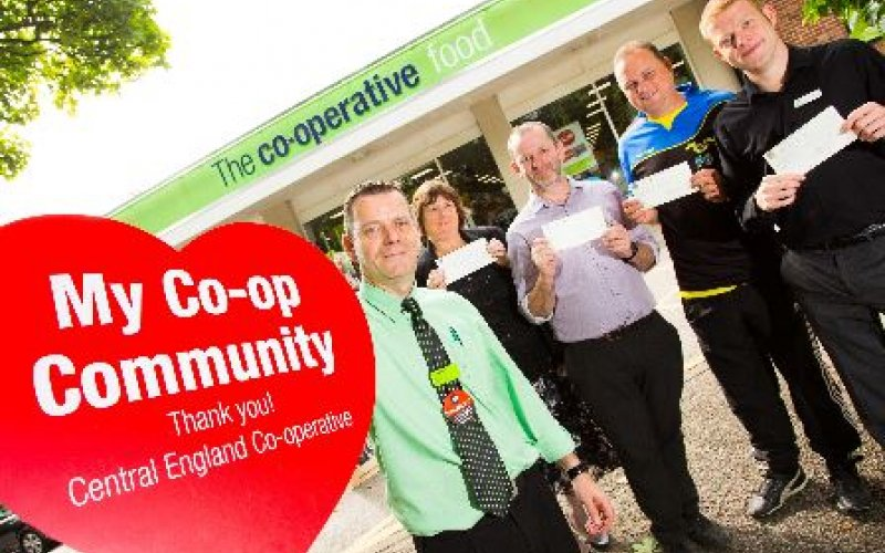 Central England Co-op Fund – next deadline 26th January 2018