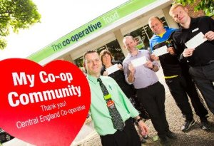 Central England Co-op Fund – next deadline 27th April 2018