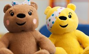 BBC Children in Need Main Grant Programme.  Next deadline - 17th May 2018