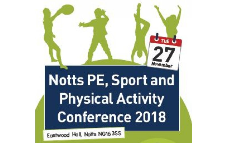 Notts PE, Sport and Physical Activity Conference opens for bookings