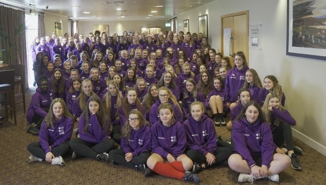 Girls Active Inspiration Day motivates pupils to make a change in their schools