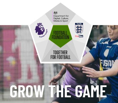 Grow the Game - Women and Girls and Disability Teams - Closes 31st May