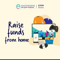 Fundraising from home