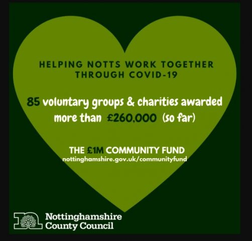 Nottinghamshire COVID-19 Community Fund