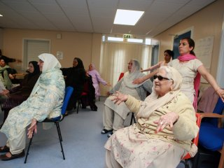 Golden Carers- exercise programme for senior care