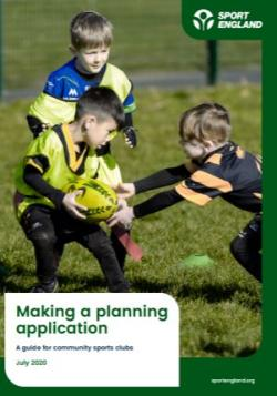 New planning application guide for sports clubs
