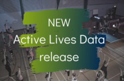 Latest Active Lives Nottingham and Nottinghamshire data now available