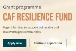 Urgent funding to support vulnerable and disadvantaged communities