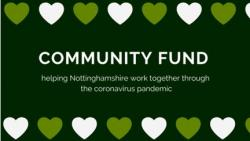 Nottinghamshire COVID-19 Community Fund - Reopened